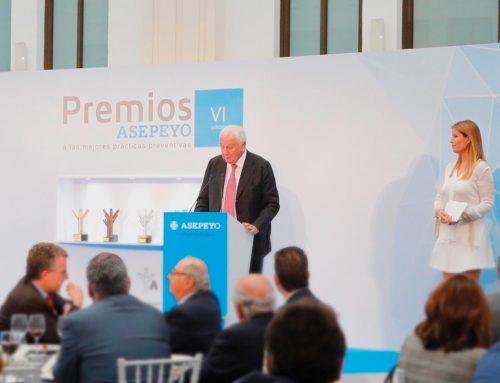 Tincasur finalista en los premios Asepeyo a las mejores prácticas preventivas